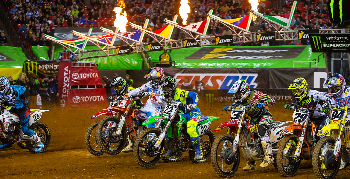 Classificação AMA Supercross