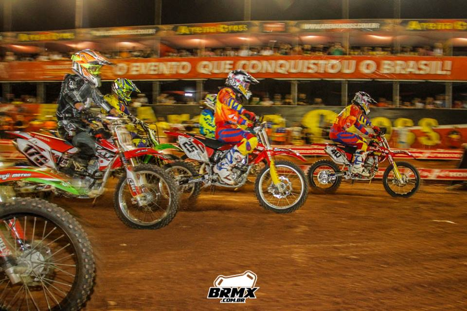 Classificação Arena Cross