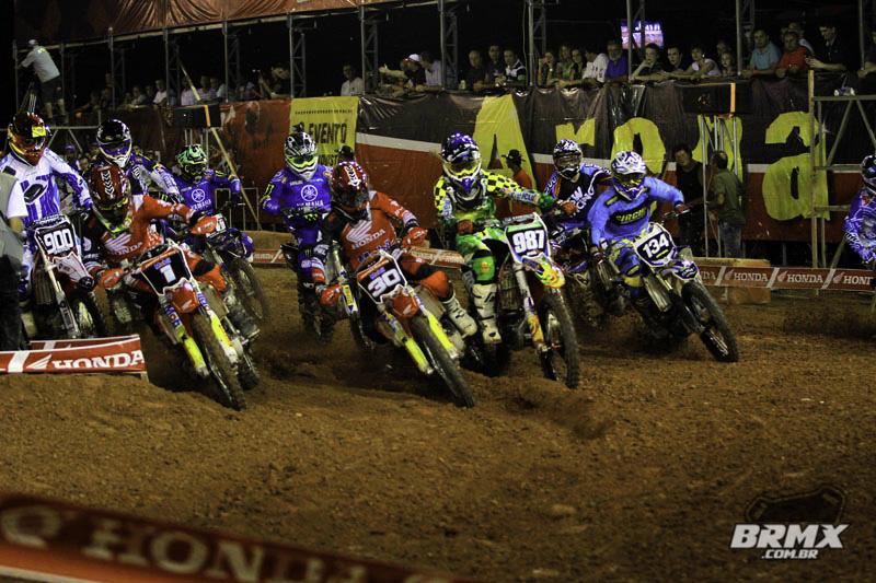 Largada Arena Cross 2014