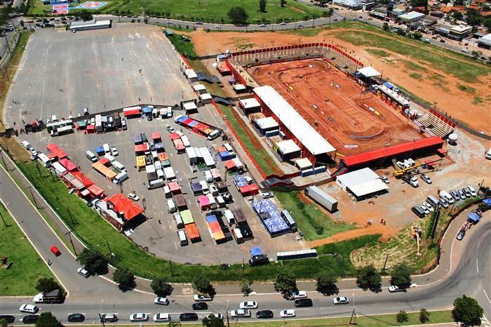 Ingressos para terceira etapa do Arena Cross em Goiânia