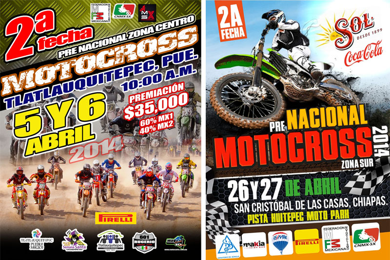 motocross no méxico