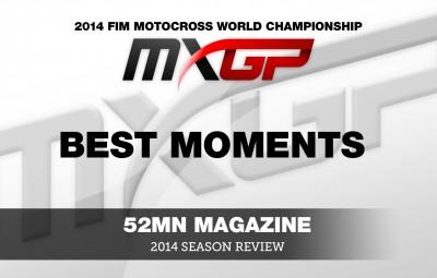 Melhores momentos do Mundial de Motocross 2014