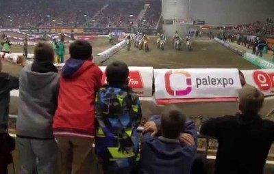 Monster Energy Supercross Genebra 2014