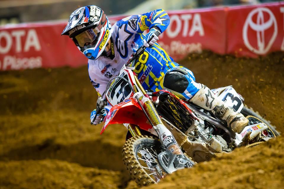 AMA Supercross 2015, em Phoenix