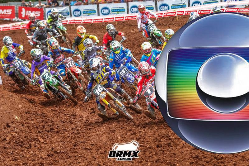 Motocross na TV