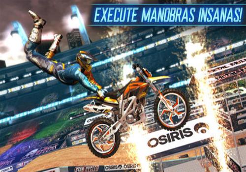 Freestyle-Motocross