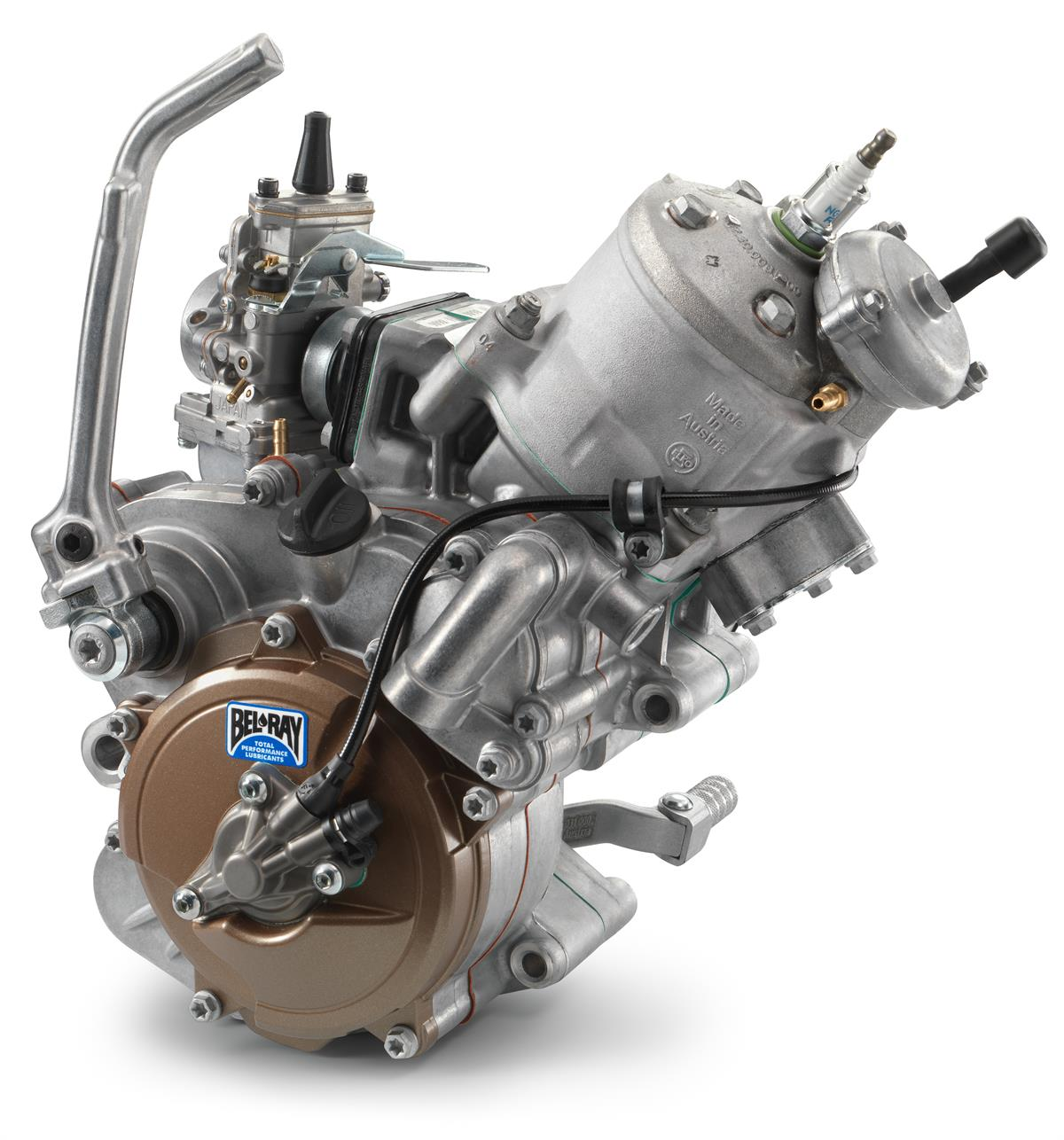 Husqvarna MY17 TC 65 Engine