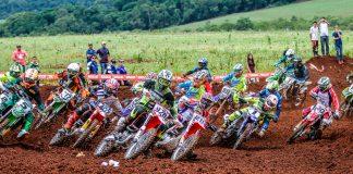 Bastidores da final do Brasileiro de Motocross 2016