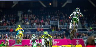 Vídeos da segunda etapa do AMA Supercross 2017