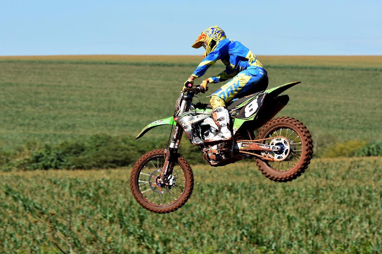 Pepê Bueno no AMA Motocross
