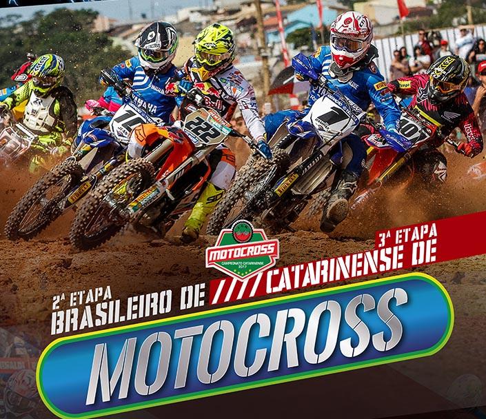 Ingressos para o Brasileiro de Motocross