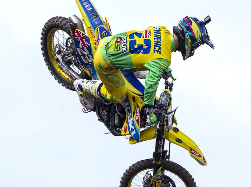 Hunter Lawrence no AMA MX