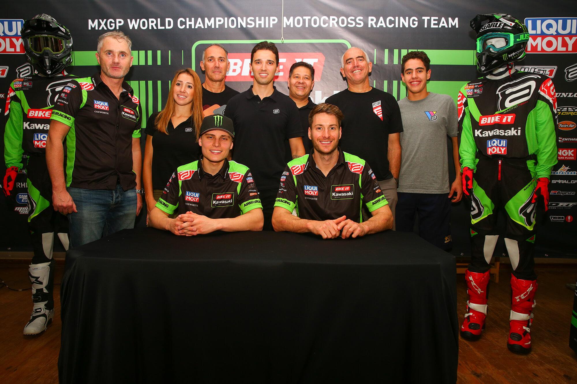 ASW Racing anuncia