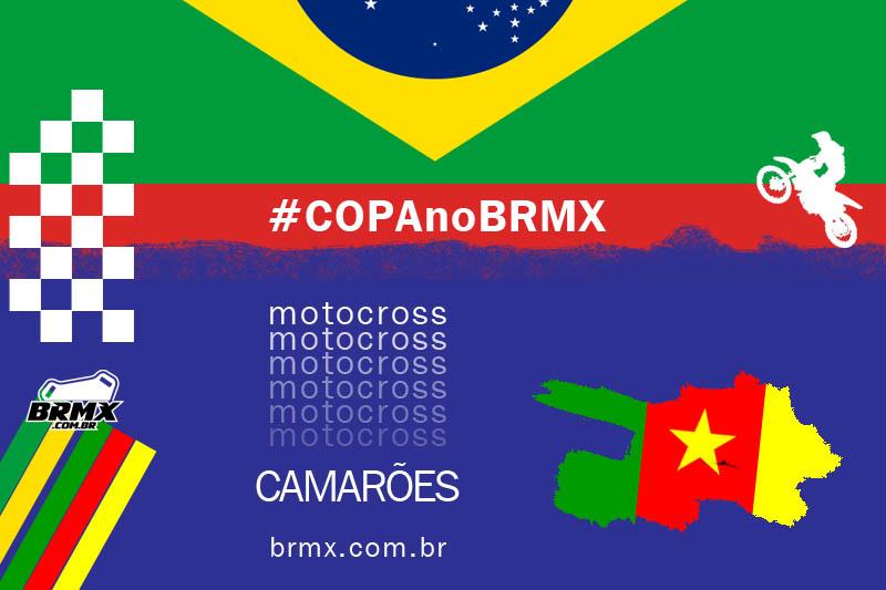 motocross de camarões