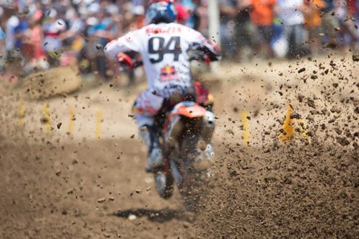 terceira etapa do AMA Motocross 2014