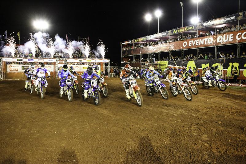 Arena Cross 2014 em Goiânia