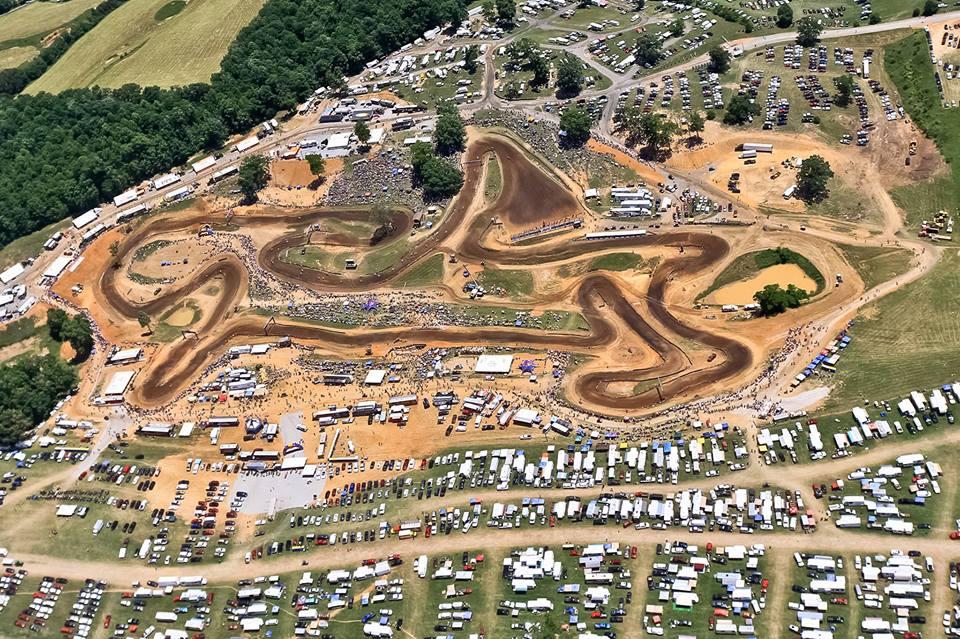 quinta etapa do AMA Motocross 2014
