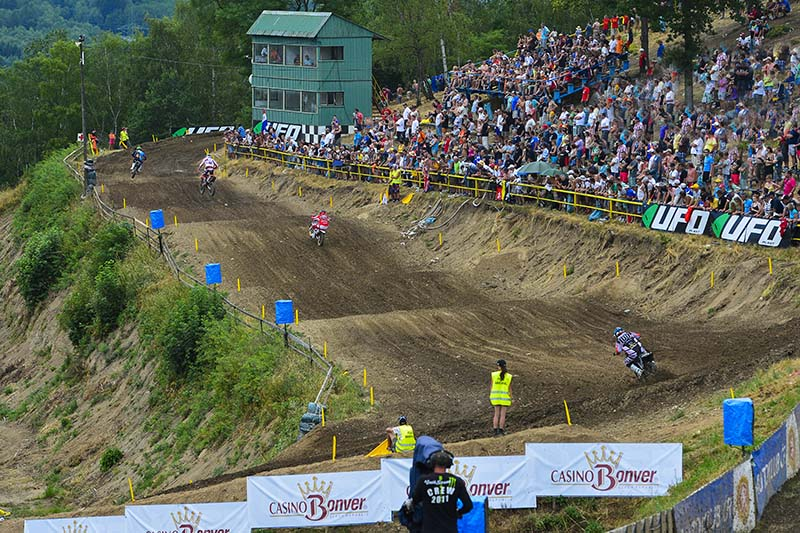 14ª etapa do Mundial de Motocross 2014