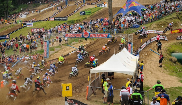 AMA MX Washougal