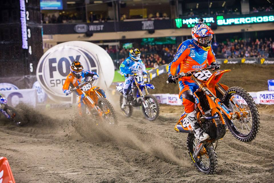 Vídeos AMA Supercross 2015