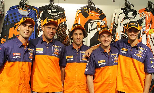 Equipe Orange BH KTM
