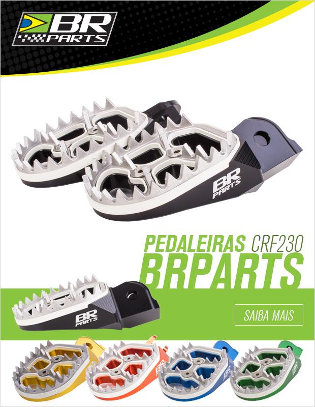 Pedaleira CRF 230