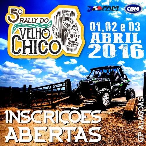 Rally do Velho Chico 2016