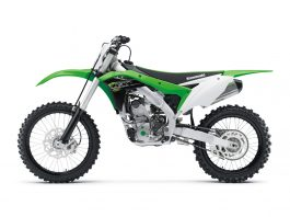 Kawasaki 250F 2018