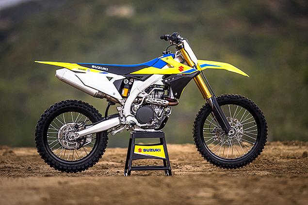 Suzuki RMZ 2018