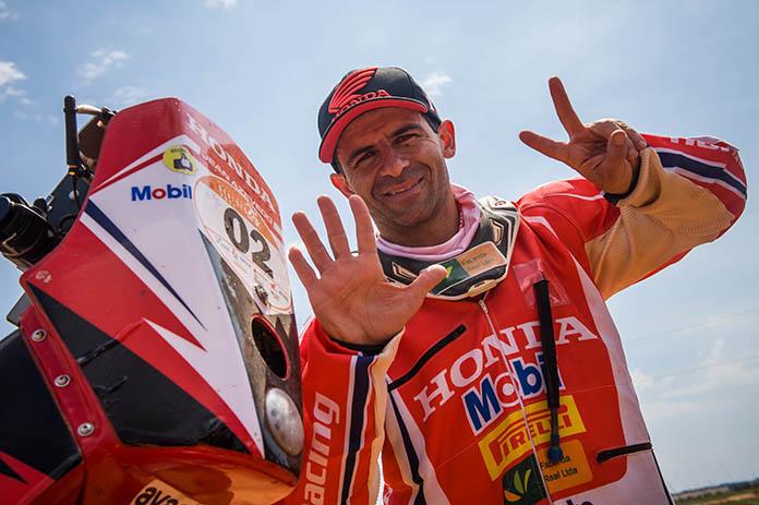 campeão do Rally dos Sertões 2017