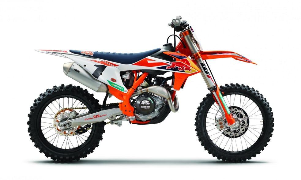 KTM Factory Edition