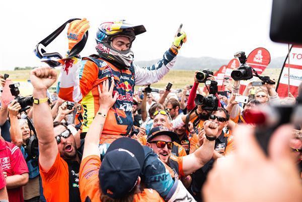 campeão do Dakar 2018