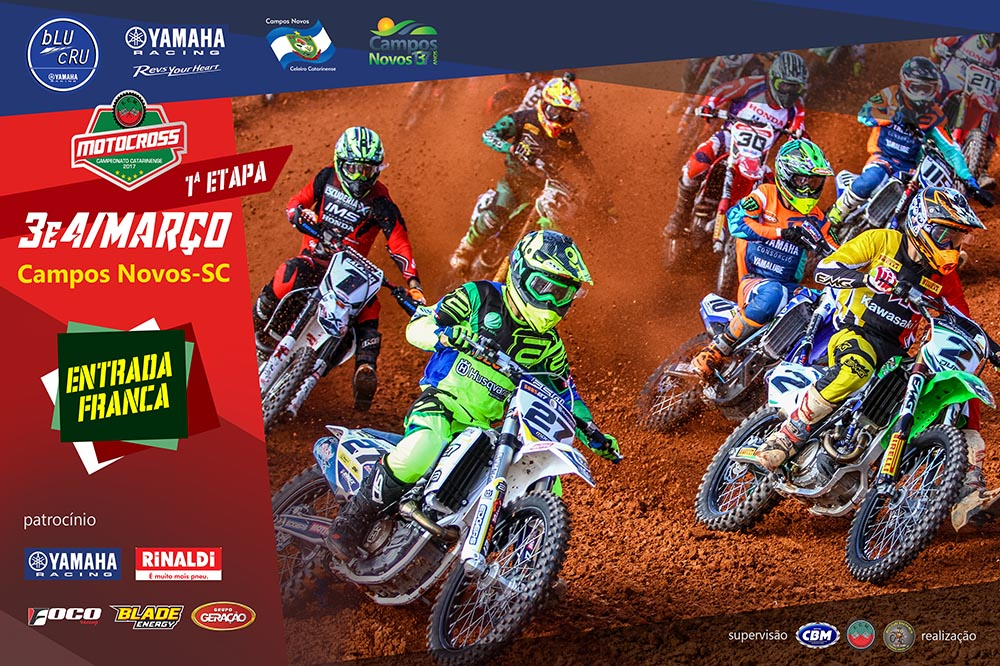 Regulamento do Catarinense de Motocross 2018