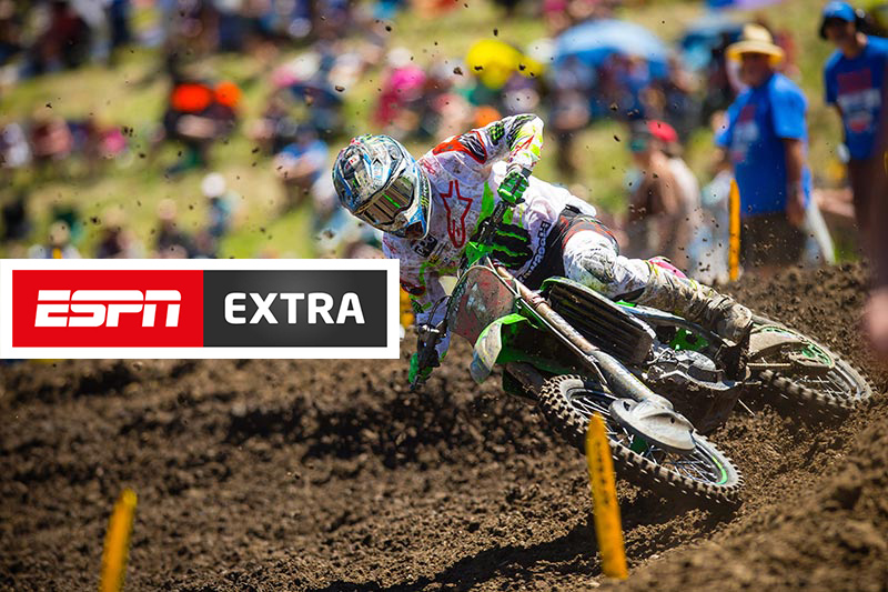 AMA Motocross na TV
