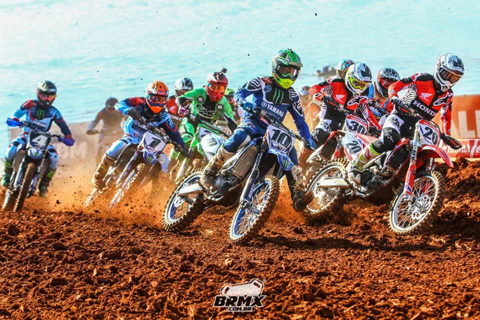 Programação da final do Brasileiro de Motocross 2018