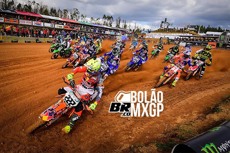 BOLÃO BRMX: Aposte na 8ª etapa do Mundial de Motocross 2019BRMX