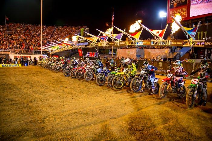 Calendario Motocross 2020.Anunciado O Calendario Do Ama Supercross 2020brmx
